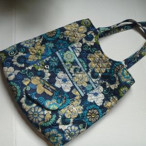 Vera Bradley purse and matching coin bag